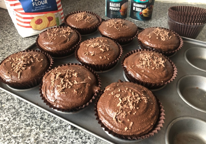 Chocolate Cupcakes A Muslim Girl S Blog