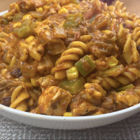 One Pot Chicken Pasta
